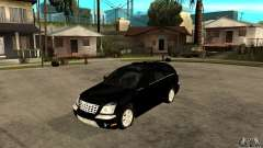 Chrysler Pacifica for GTA San Andreas