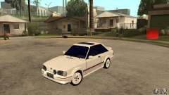 Ford Escort XR3 1992 for GTA San Andreas