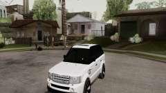 Range Rover Tuning for GTA San Andreas
