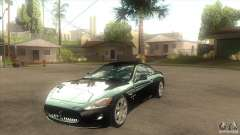Maserati Gran Turismo 2008 for GTA San Andreas