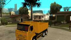KAMAZ 6520 TAI for GTA San Andreas