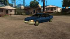 HD Kuruma for GTA San Andreas