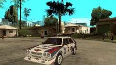 Lancia Delta S4 Martini Racing