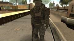 Combat soldiers from CoD: Mw2