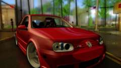 Volkswagen Golf Street for GTA San Andreas