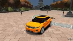 Range Rover LRX 2010