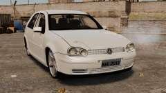 Volkswagen Golf Flash Edit