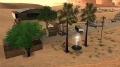 New facilities for the airport in the desert