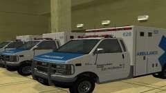 Ambulance from GTA 4