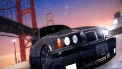 BMW M3 E36 320i Tunable for GTA San Andreas