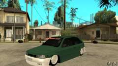 Volkswagen Gol v1 for GTA San Andreas