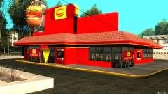 Pumper Nic Mod for GTA San Andreas