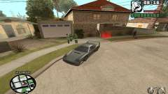 New CJs House for GTA San Andreas