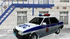 VAZ 21099 DPS for GTA San Andreas