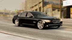 BMW 750 LI 2010