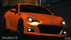 Subaru BRZ S 2012 for GTA San Andreas