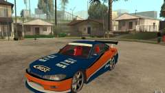Nissan Silvia Drift for GTA San Andreas