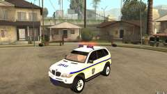 BMW X 5 DAÌ for GTA San Andreas