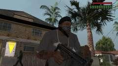 New MP5 (Submachine gun)