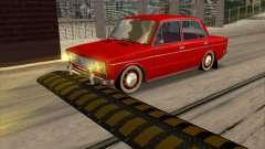 VAZ 2103 Resto style