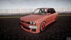 BMW E30 v8 for GTA 4