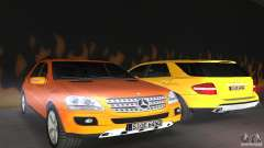 Mercedes-Benz ML 500 for GTA Vice City