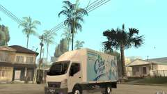 Mitsubishi FUSO Canter 2008 for GTA San Andreas