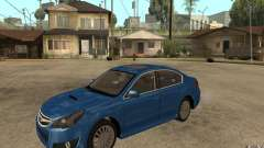Subaru Legacy B4 2.5GT 2010