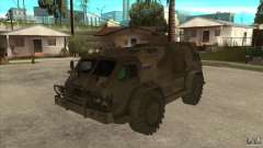 GAZ 39371 Vodnik for GTA San Andreas