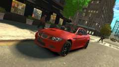 BMW M3 E92 for GTA 4