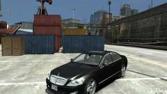 Mercedes-Benz S Class W221