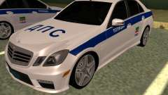 Mercedes-Benz E63 AMG W212 for GTA San Andreas