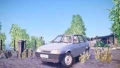 VAZ 21093i for GTA 4