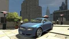 Audi TT 1.8 (8N) for GTA 4