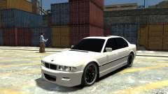 BMW 750i E38 HAMANN for GTA 4