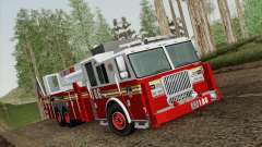 Seagrave Marauder. F.D.N.Y. Tower Ladder 186