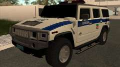 Hummer H2 DPS for GTA San Andreas