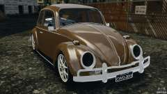 Volkswagen Fusca Gran Luxo v2.0 for GTA 4