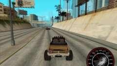 Speedometer for GTA San Andreas