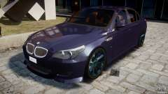 BMW M5 Lumma Tuning [BETA] for GTA 4