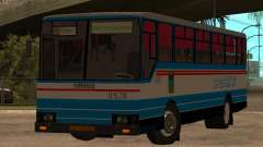Autosan H10-11B full Orenburg stickers for GTA San Andreas