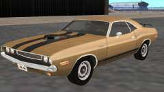 Dodge Challenger 440 Six Pack 1970 for GTA San Andreas