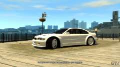 BMW E46 M3 GTR Sport for GTA 4
