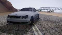 Mercedes-Benz CLK for GTA San Andreas