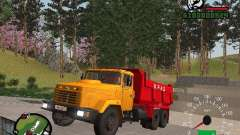 KrAZ 65055 Truck