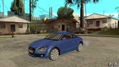 Audi TT 2007 for GTA San Andreas