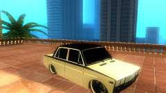 Vaz 2106 dag style for GTA San Andreas