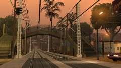 High speed RAILWAY line