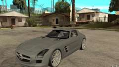 Mercedes-Benz SLS for GTA San Andreas