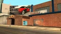 New transfender in Los Santos. for GTA San Andreas